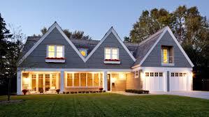 Farmhouse Style Architecture by Edina Shingle Style Residence Swan Architecture