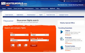 sky scanner hostelworld opts for skyscanner with first flight ride tnooz