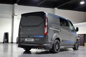 ford transit off road ford transit custom ms rt review the ultimate lifestyle van