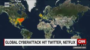 Ddos Map Global Cyberattack Could Be U0027disaster U0027 For Smart Home Devices