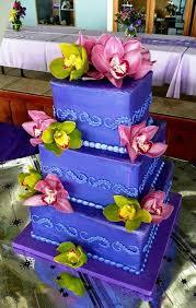 big hawaiian wedding cake tropicana caribbean party pinterest