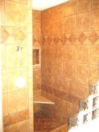 showers granite tile wall in glass shower room for tiny shower