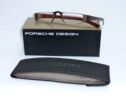 lesebrille porsche design porsche design lesebrille p8801 e braun