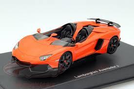 orange and black lamborghini ck modelcars 54652 lamborghini aventador j roadster year 2012