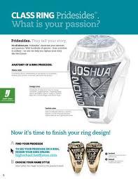 high school class ring value herff jones high school ring catalog 2018 by herff jones issuu