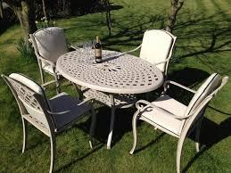 Garden Armchairs Cast Aluminium Garden Furniture Sale Now On