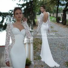 aliexpress com buy vestidos de noiva 2014 open back long