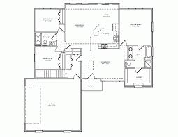 house plans with a basement 4 bedroom house plans with basement 100 images surprising