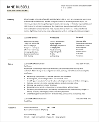 Samples Of Resume Summary Sample Resume Summary Statement 9 Examples In Word Pdf