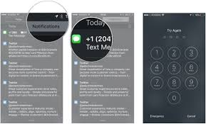 how to access notification center on iphone and ipad blog droid