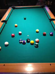 pool tables with glass zombieminstrel