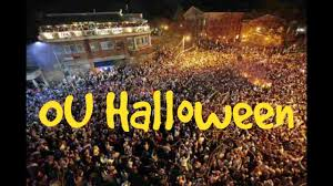 ohio university halloween 2016 youtube