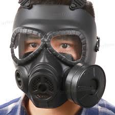 Gas Mask Halloween Costume Mask M04 Antivirus Cs Mask Gas Mask Nbc Halloween Costume Black