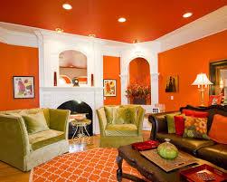 orange livingroom burnt orange couch design pictures remodel decor and ideas