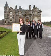 Donald Trump House Donald Trump U0027s Macleod House And Lodge Awarded Five Star Status By