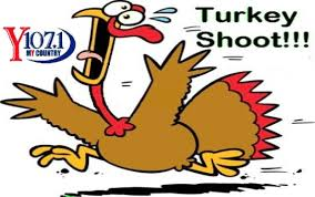kcny fm y107 turkey shoot