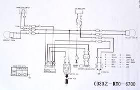 honda xr200 wiring diagram honda wiring diagrams instruction
