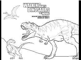 walking dinosaurs
