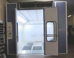 chambre de peinture automobile cabine de peinture fermée pour véhicules à filtre excel