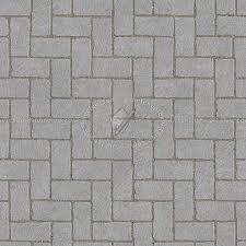 concrete paving herringbone outdoor texture seamless 05843