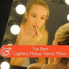choosing the best lighted vanity makeup mirror sept 2017 btrendie