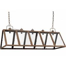 Rectangular Iron Chandelier Interior Comely Kitchen Lighting Decoration With Wrought Iron