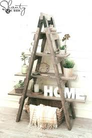 Bathroom Ladder Shelves Wooden Ladder Shelf Standing Wooden Ladder Shelf Bathroom Towel