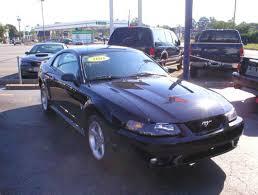 2001 Black Mustang 2001 Ford Mustang Svt Cobra For Sale
