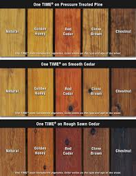 one time wood protector colors environmentally friendly deck