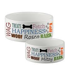 personalized bowl dog personalized dog bowl