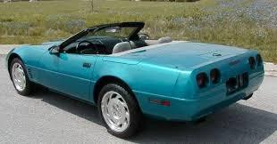 95 chevy corvette picture request 1991 turquoise c4 corvetteforum chevrolet