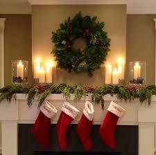 christmas mantel christmas mantel with twoinspiredesign