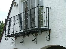 Exterior Stair Handrail Kits Wrought Iron Step Railing Exterior Outdoor Railings For Steps How