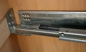 cabinet kitchen drawer slide parts szcf aluminum metal box view