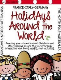 celebrating other holidays around the world unit