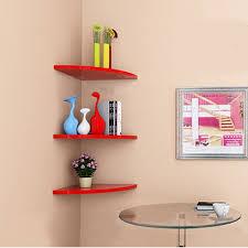 Wall Corner Shelves by 14 Mind Boggling Corner Wall Designs