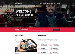 Best Website Color Schemes by Best Car Dealer Wordpress Themes For Automotive Websites 2017