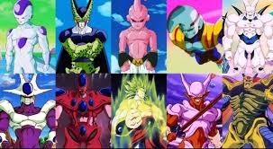 strongest villains dragon ball dragonballz amino