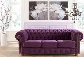 couch 3 sitzer max winzer chesterfield sofa rover mit edler knopfheftung 2
