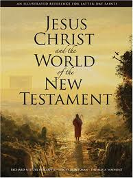 jesus and the world of the new testament an illustrated