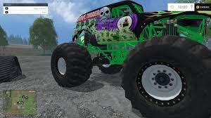 monster jam trucks 2015 monster truck fans 2015 part2 farming simulator 2017 2015 15