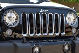 led lights for jeep wrangler 2017 jeep wrangler getting modern led headlights autoevolution
