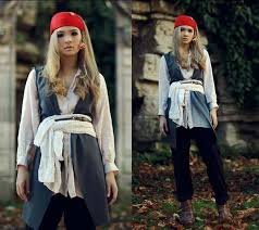 Halloween Jack Sparrow Costume Pirate Costume Ideas Diy Pirate Costume Jack Sparrow Costume