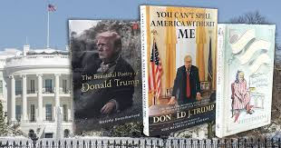 waterstones aber on make great again and