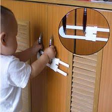 Child Safety Locks For Kitchen Cabinets Tinksky Child Safety Cabinet Latches For Baby Safe Closet Kitchen