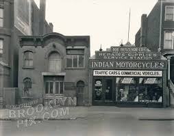 dealership nyc indian motorcycle dealership and former carriage house at 468
