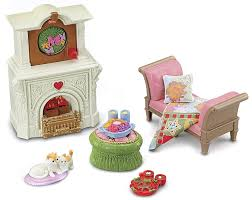 Loving Family Kitchen Furniture Fisher Price Loving Family 2 In 1 Seasonal Room Set