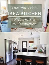 why the little white ikea kitchen is so popular ikea kitchen renovation tips and tricks danks and honey