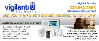 vigilant security home security ft myers
