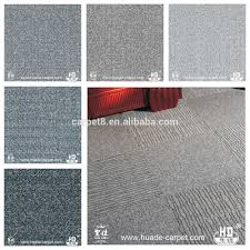 sale pu pvc thick printed commercial carpet tiles 50x50 view